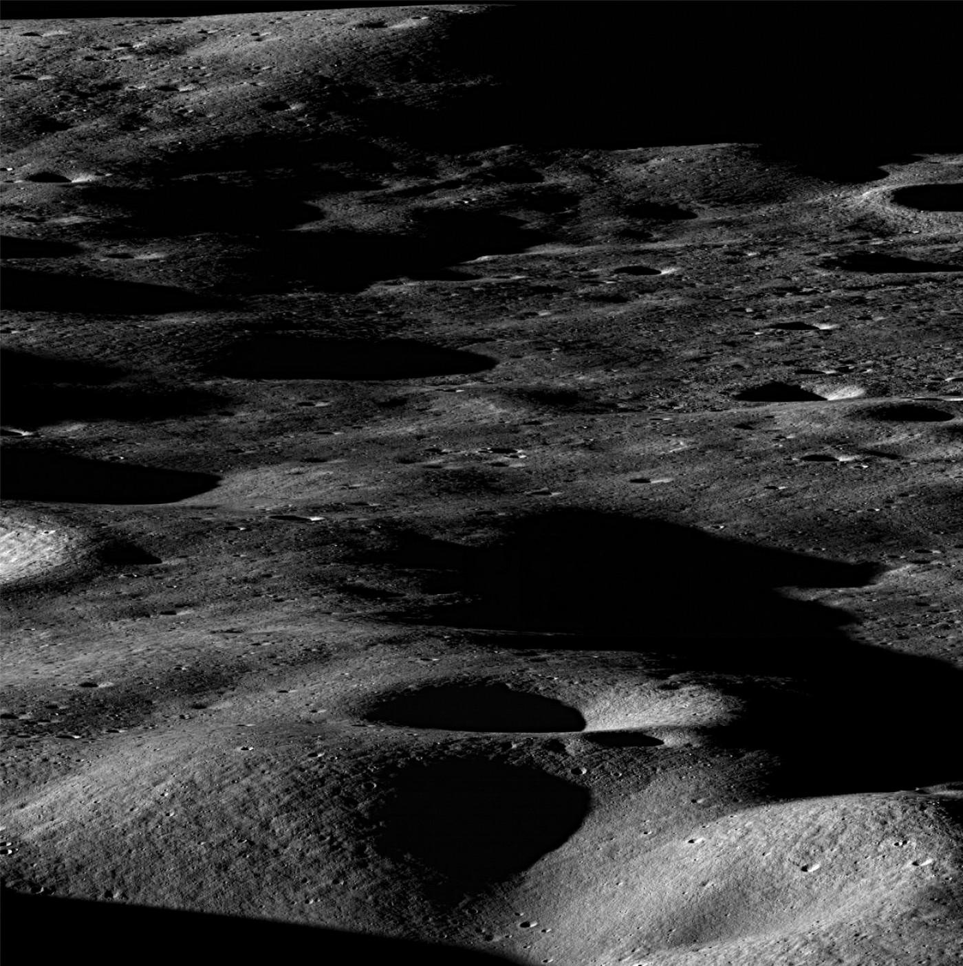 Immagine Nasa/JPL, 17 novembre 2009