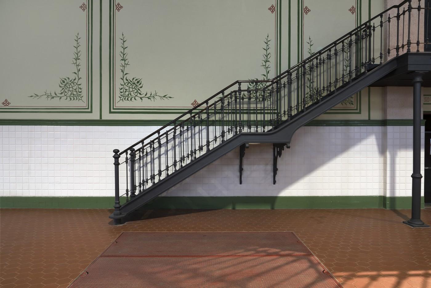 Un particolare degli interni - Foto di Niccolò Biddau