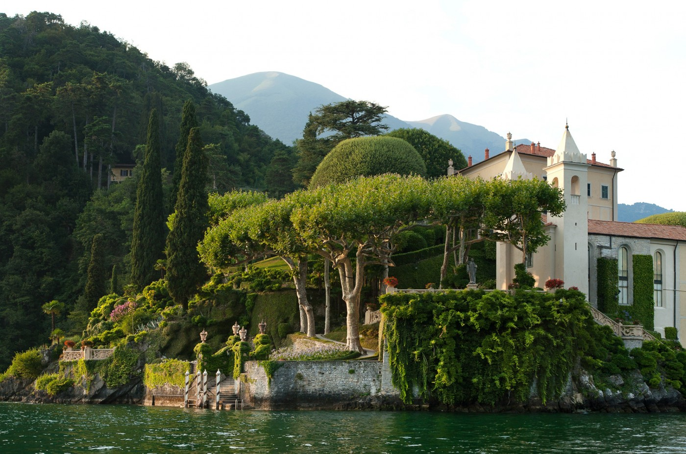 Villa del Balbianello - Veduta